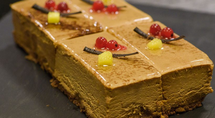 postre catering Madrid